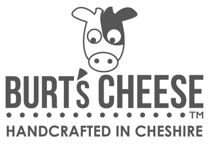 Burt's Cheese Logo
