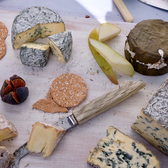 cheese-board